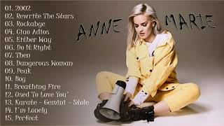 Anne Marie Greatest Hits 2021 -Top 20  New Best Playlist Songs  by Anne Marie 2021