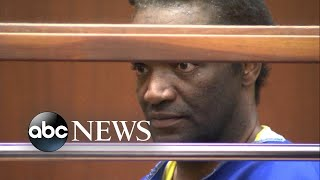 Alleged Oscar statue thief appears in court