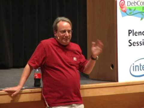 Q&A with Linus Torvalds