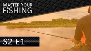 MASTER YOUR FISHING - S2E1: Short Pole & Margins
