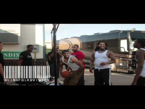 Waka Flocka, 2 Chainz, French Montana & J. Cole Playing A Game Of