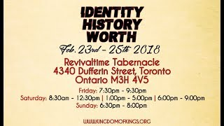 Black History Month Canada 2018