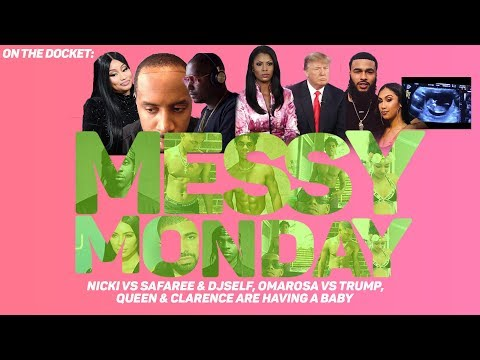 DRAMA ALERT! ! ! VERY MESSY - NICKI vs SAFAREE, QUEEN'S PREGNANT & SHIGGY CHEATED | MESSY MONDAY