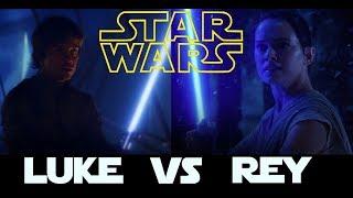 Luke vs Rey: A Character Cross-Examination Battle