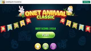 The Z's Matching Game: ONET ANIMAL CLASSIC🤩 screenshot 3