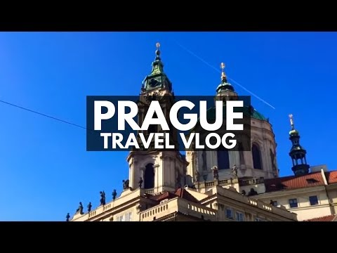 Travel Vlog from Prague ❤️