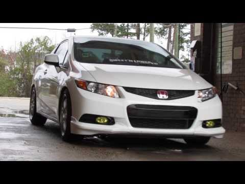 2012 Civic Si Function Over Form