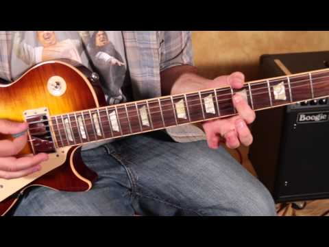 Led Zeppelin -  What is and What Should Never Be -  How to Play on Guitar