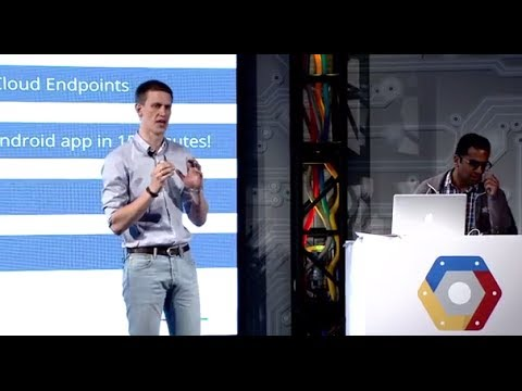 Google Cloud Platform Live: Building Cloud Powered Android A