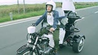TOTO トイレ CM トイレバイク / Gチャンネル autoxp CM.