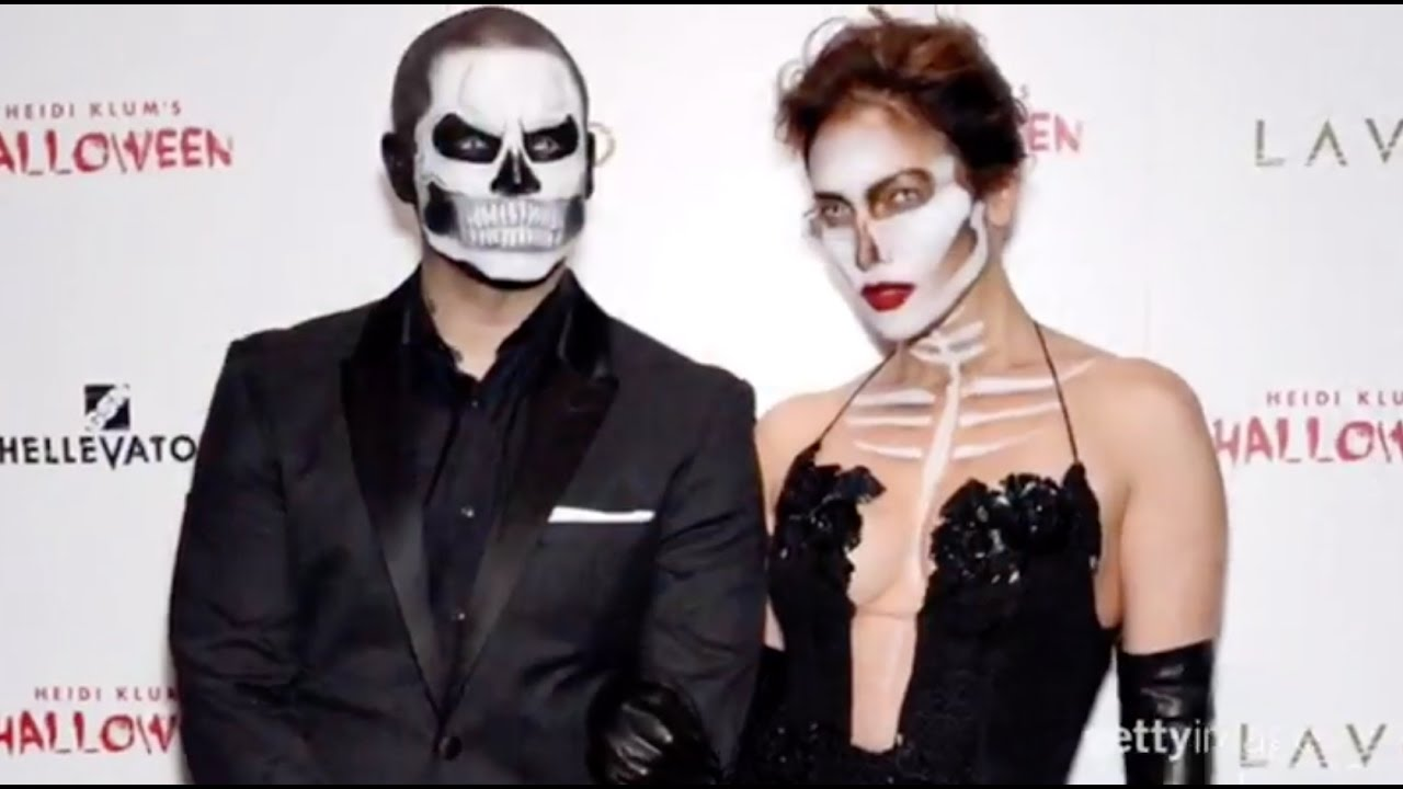halloween couples costumes: celebrity edition - youtube