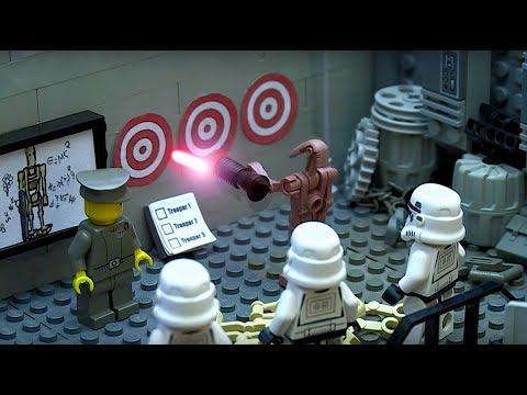 [No Sound] LEGO Star Wars: Storm-Trippin'