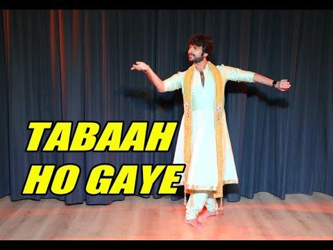 Dance On TABAAH HO GAYE (KALANK) / Devesh Mirchandani