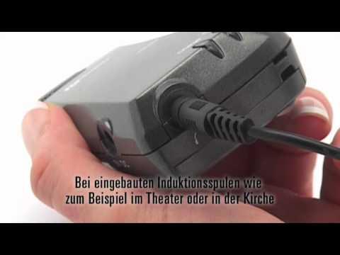 Hörverstärker Geemarc CLA9T German