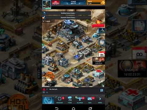 Mobile Strike - NEW Super liftime DBC pack Rally trap , new updates