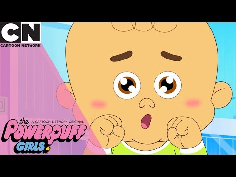 The Powerpuff Girls | Baby Monster | Cartoon Network