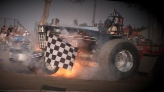 Tractor Pulling Eurocup 2015. Hungary & Slow Motions