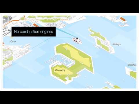 ABB Battery driven ferries