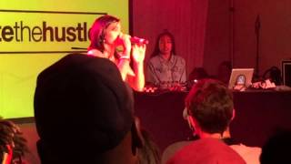 Kehlani ' Till The Morning ' Live Fader Vitamin Water Uncapped