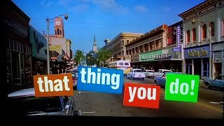 #828 THAT THING YOU DO! - Filming Locations - Jordan The Lion Daily Travel Vlog (11/12/18)