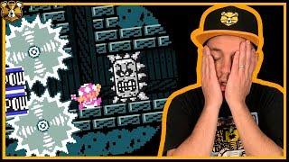 That Level Broke Me...Endless Super Expert No Skip #16: Super Mario Maker 2