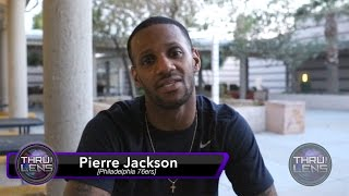 Thru The Lens: (DAY IN THE LIFE) S2; Ep3 - The Journey - Pierre Jackson