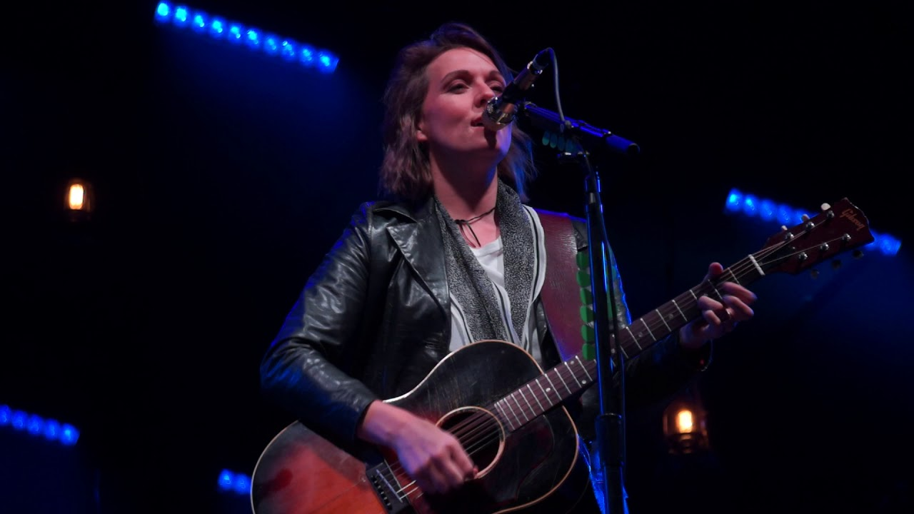 Brandi Carlile and The Avett Brothers Perform