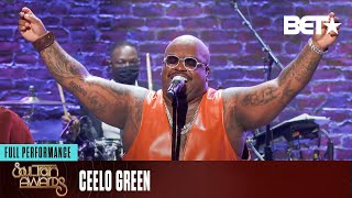 Watch CeeLo Green's Funky Performance Of A Medley Of Hits | Soul Train Awards 20