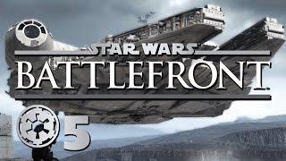 Star Wars Battlefront - #5 - Koop Sullust - Lets Play Star Wars Battlefront
