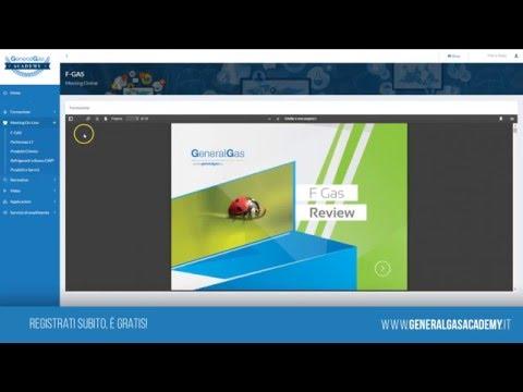 General Gas Academy - presentazione (ITA) - Kryon® Refrigerants