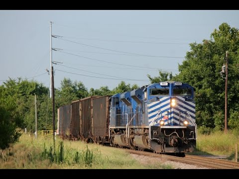Railfanning Augusta, GA With FEC 105 & 2 CITX SD70M-2's on F783!