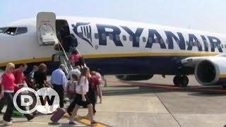 Ryanair в Україні: справжня ціна дешевих квитків | DW Ukrainian(, 2018-09-04T08:42:23.000Z)