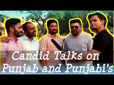 Candid Talks on Punjab and Punjabis | Candid Productions | Anshuman Arora