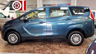 2019 Mahindra Marazzo M4 | Lower Variant | 8 Seater MPV | Price | Mileage | Features | Specs