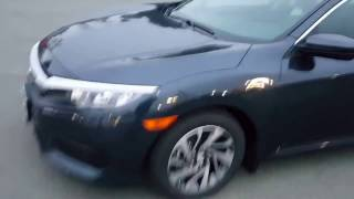 2017 Honda Civic EX FULL Demo