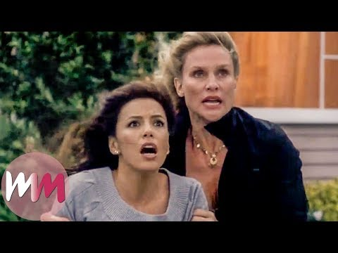 Top 10 Shocking Desperate Housewives Moments