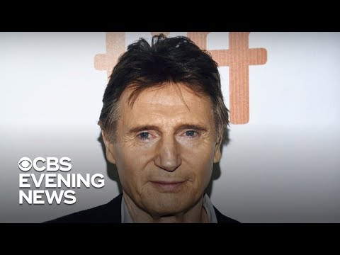 Liam Neeson denies he's racist after shocking interview