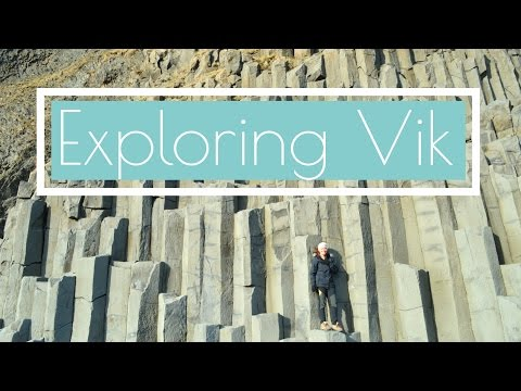 Exploring Vik // MOMENTS in ICELAND