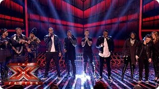 Video The Final 6 sing Everybody In Love with JLS - Live Week 7 - The X Factor 2013 download MP3, 3GP, MP4, WEBM, AVI, FLV April 2018