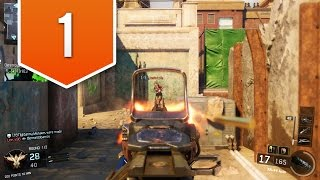 cod black ops 3 road to prestige live multiplayer gameplay 1 40 bomb first game