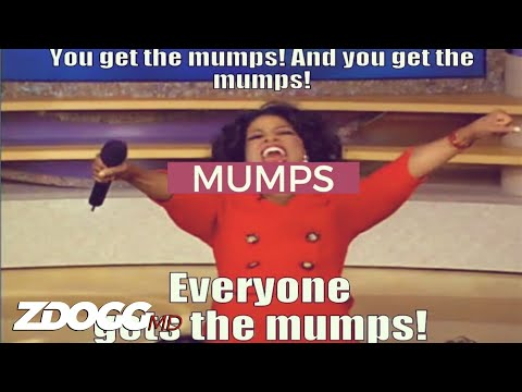 My Mumps, My Mumps... | Incident Report 007 | ZDoggMD.com