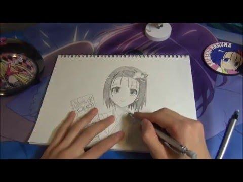 【シャーペン】60分で西連寺春菜ちゃんを描いてみた【ToLOVEる】