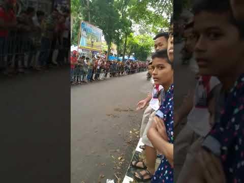 M. Arif Dwi Cahyo Memakai Matic 130cc Terkencang Di Sumatra Utara