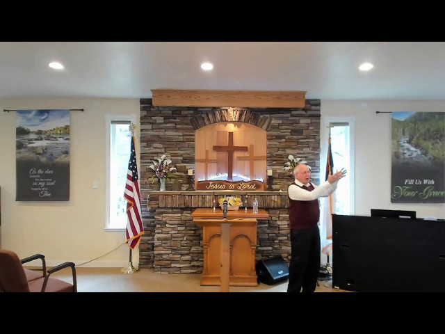 Sunday Service - Mar 10, 2019 - Venturing Into The Spirit World: Ministering Angels