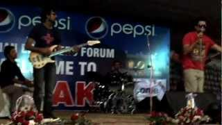 Repeat youtube video FALAK Live in Faisalabad NFC