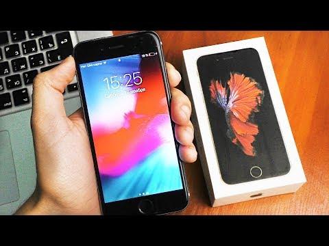 IPhone 6s с AliExpress за 8000 рублей