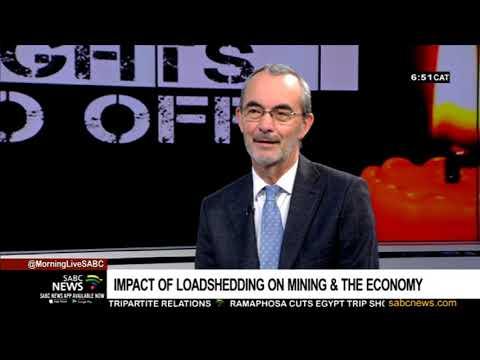 Eskom Load Shedding | Impact On Mining & The Economy
