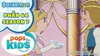[S7] Tuyển Tập Hoạt Hình Doraemon - Phần 64 - Cô Bé Lọ Lem Đã Đi Đâu Rồi, Mình Là Honekawa Doraemon