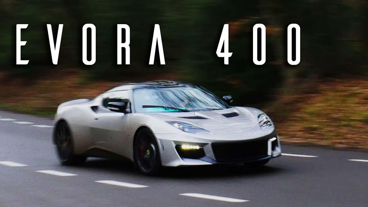 2016 Lotus Evora 400 Review   The Dark Side (English Subtitles ...