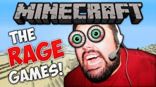Minecraft: The RAGE Games! (PC/Xbox 360 Hunger Games)